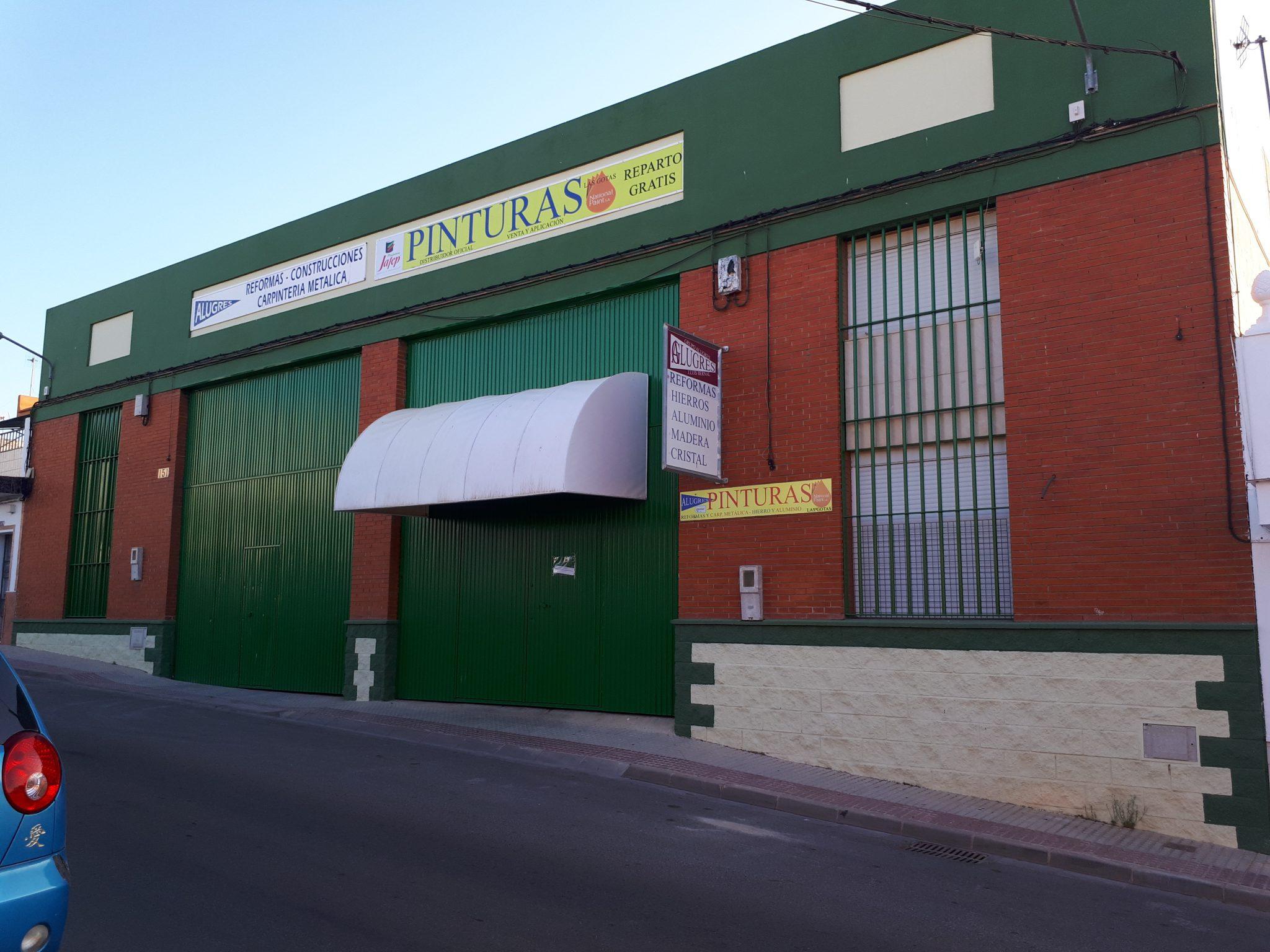 Fábrica Alugres